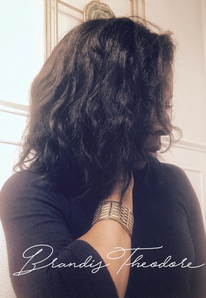 Wavy hair girl